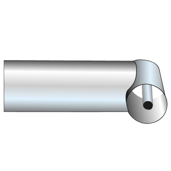 Afbeelding van Carcoustic antenne adapter din iso bulk