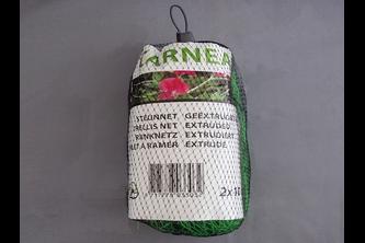 Hwtc Carnea Steungaas 2x10 m,  , maas 20x20 cm, groen