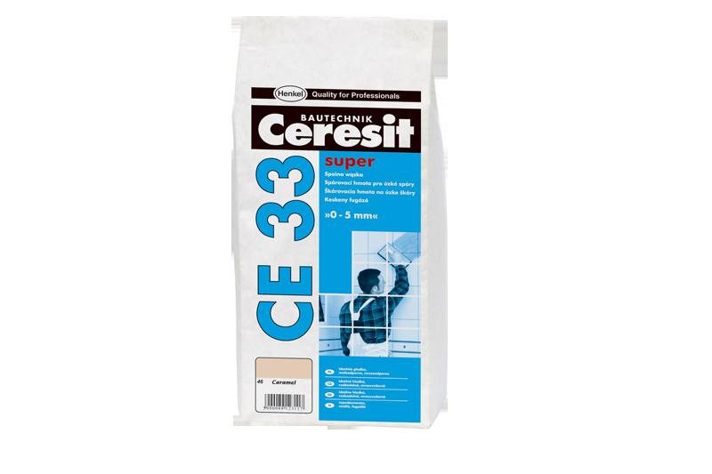 Afbeelding van Ceresit ce 33 speciaalvoeg wd uitverkoopartikel 5 kg, wit