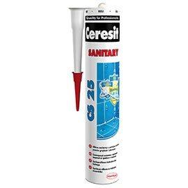 Afbeelding van Ceresit cs 25 elastische siliconenkit uitverkoopartikel 300 ml, basalt
