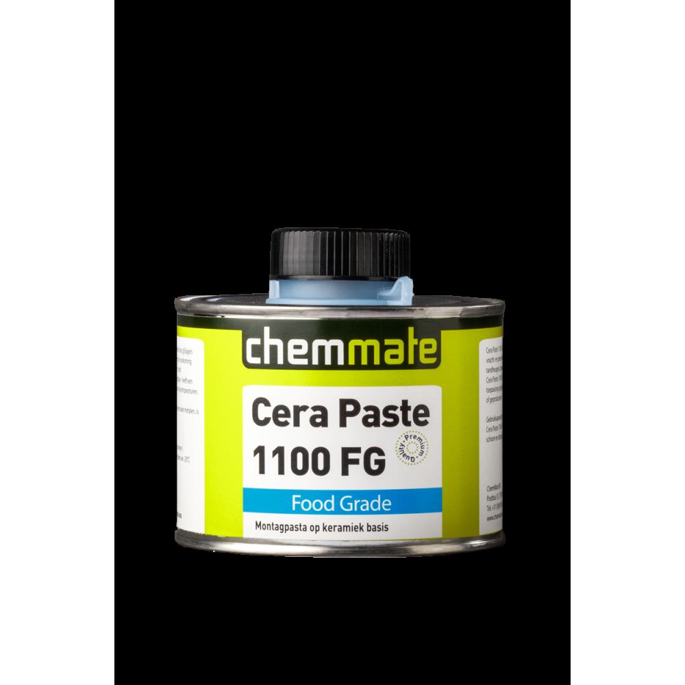 Afbeelding van Chemmate cera paste 1100 fg foodgrade 500 gr, blik met kwast