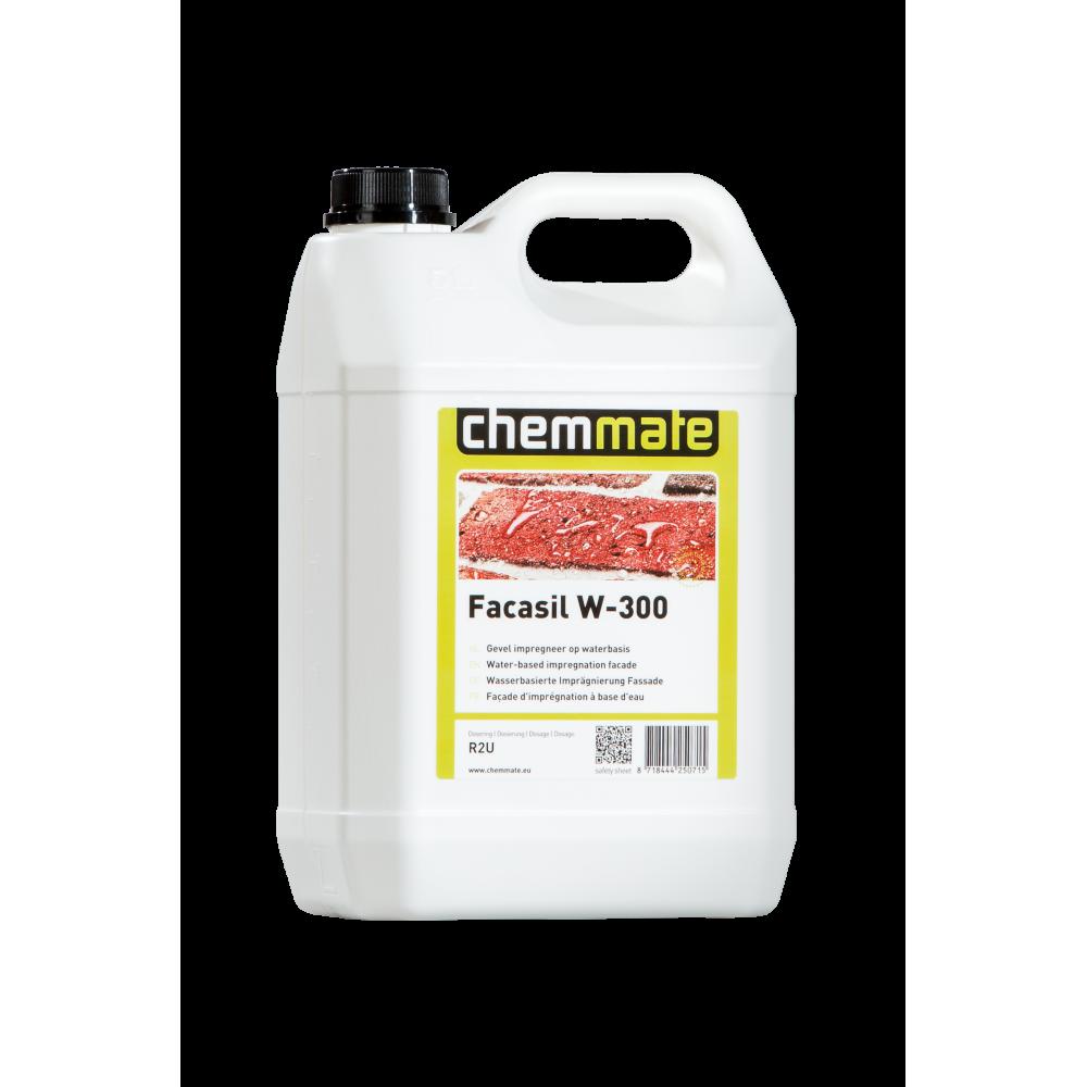 Afbeelding van Chemmate facasil w 300 watergedragen gevelimpregneermiddel 25 l