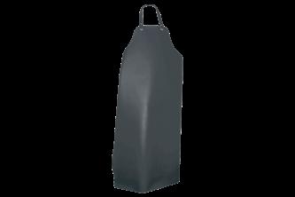 M-SAFE Werkschort PVC/katoen 90 x 130 cm