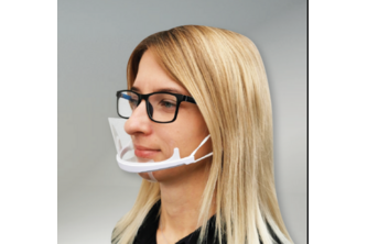 Chin Mini Face Shield