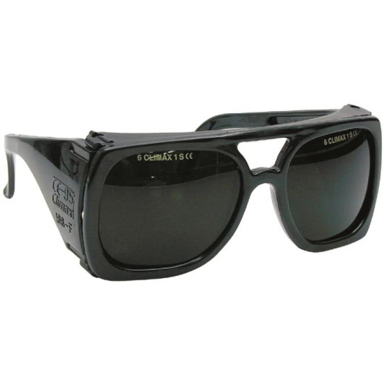 Afbeelding van Climax lasbril beschermtint 6 groen