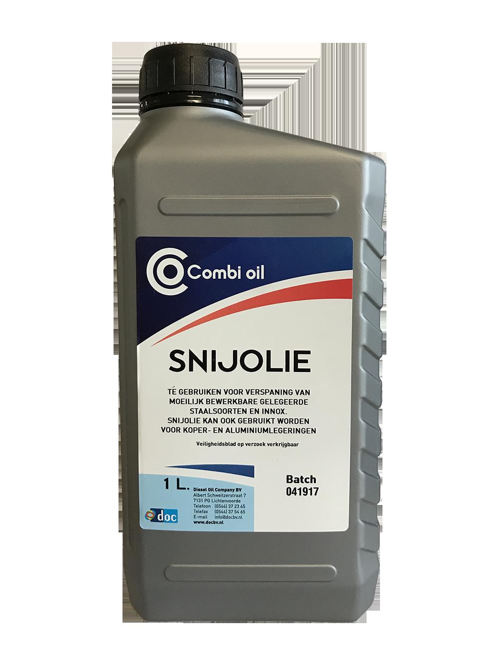 Afbeelding van combi olie oil snijolie 5 l, can