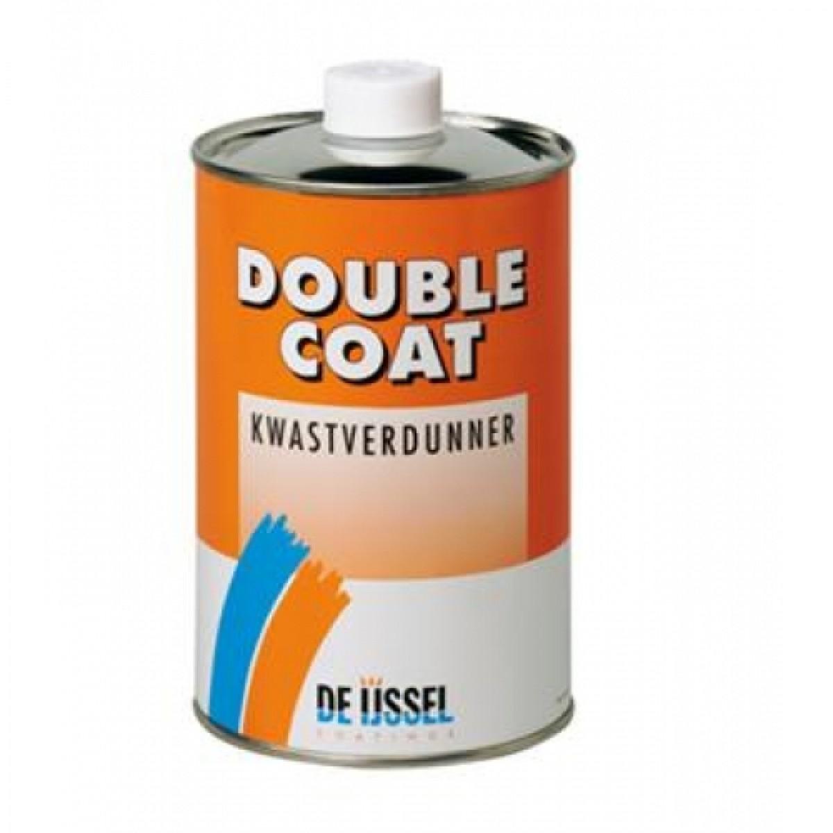 Afbeelding van De ijssel coatings double coat kwastverdunning 60 5 l
