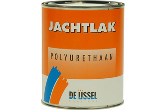 De IJssel Coatings Jachtlak PU Blank Hoogglans
