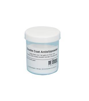 Afbeelding van De ijssel coatings double coat antislippoeder grof 1 kg, kleurloos, pot