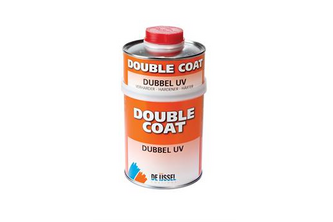 De IJssel Coatings Double Coat Blank + UV Filter