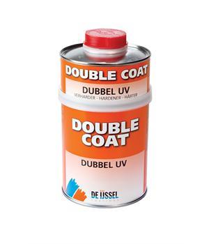 Afbeelding van De ijssel coatings double coat blank uv filter 750 ml, kleurloos, blik