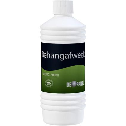 Afbeelding van De parel behangafweek 500 ml, flacon