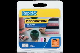 Rapid Decoratie glitter lijmpatronen