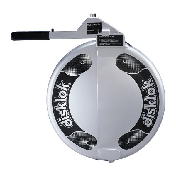 Afbeelding van Defa disk lok stuurslot 42 44cm
