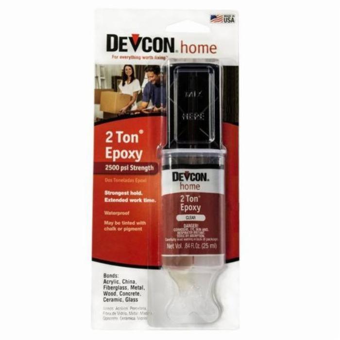 Afbeelding van Devcon 2 ton epoxy 25 ml