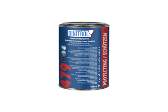 Dinitrol 479 Universal 1 L, Zwart, BLIK
