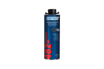 Dinitrol 482 Universal 1 L, Zwart, ONDERSCHROEFBUS