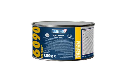 Dinitrol 6090 metalu 4520 (vloeibaar metaal) 1300 gr, grijs, blik