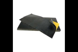 Dinitrol Antidreunplaten per stuk 25 x 50 cm