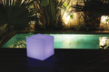 Kokido draadloze kubusverlichting voor zwembad of terras