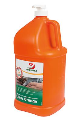 Afbeelding van Dreumex citrus orange 3,78 l, jerrycan