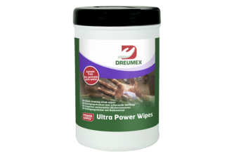 Dreumex Power Wipes Ultra