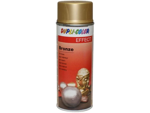 Afbeelding van Dupli color bronze effectspray 400 ml, antiek goud