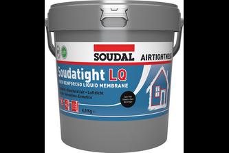 SOUDAL SoudaTightLQ Liquid 4,5kg, Wit, EMMER