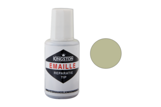 Kingston Emaille Reparatie Tip Zijdeglans, 20 ML, EVORA