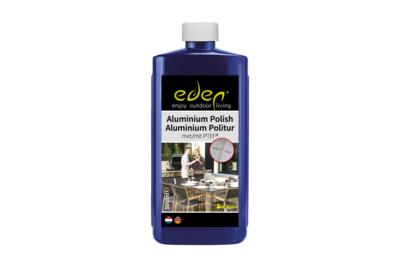 Eden Reiniger & Beschermer voor Aluminium, Chroom en RVS