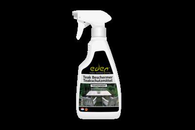 Eden Transparant Beschermer voor Hardhout zoals Teak, Robinia, Mahonie, Beuken, Eiken en Bangkirai
