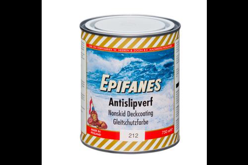 Epifanes antislipverf 750 ml, 212 grijs, blik