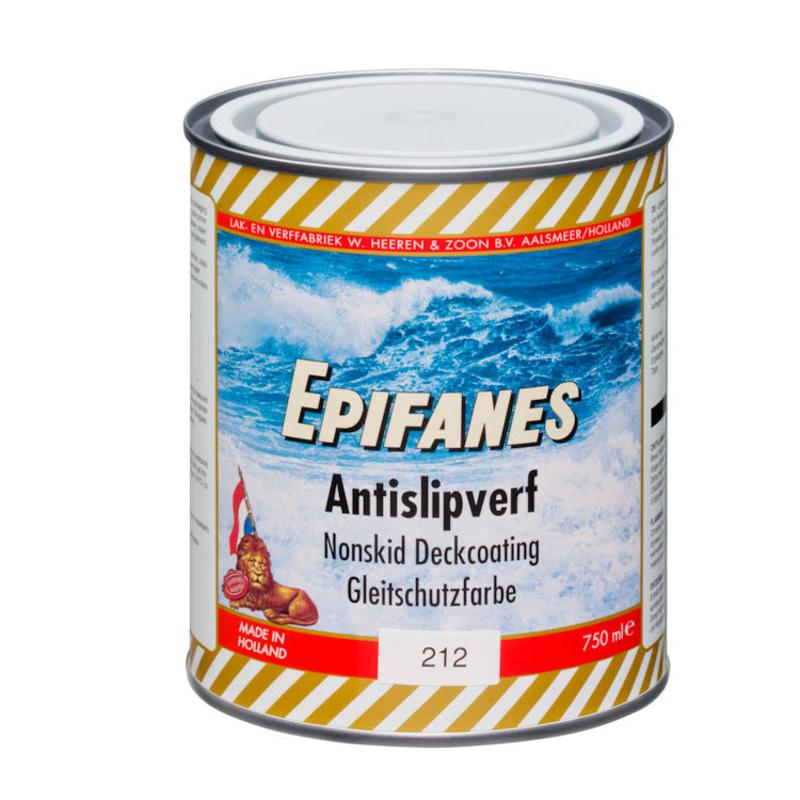 Afbeelding van Epifanes antislipverf 2 l, 212 grijs, blik