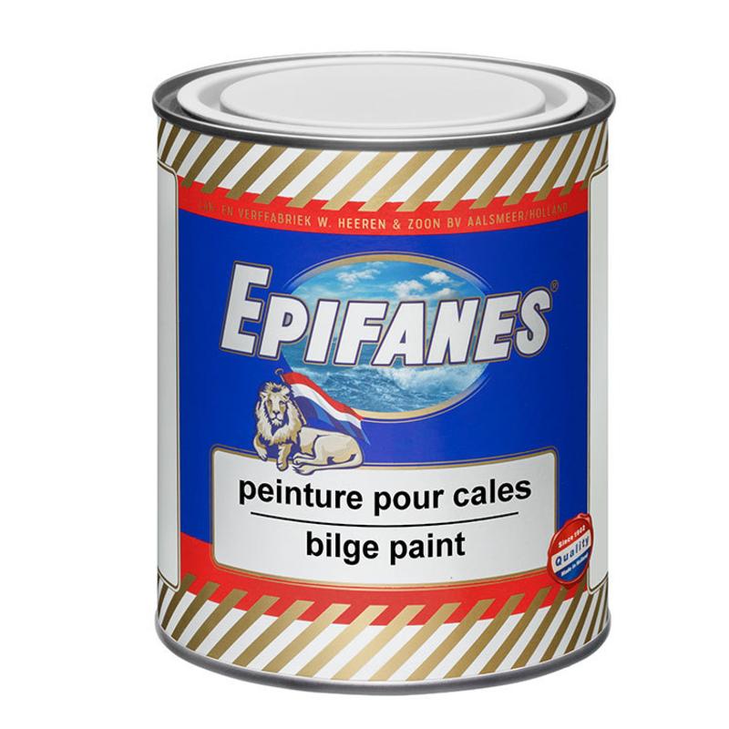 Afbeelding van Epifanes bilgeverf 0,75 l, grijs, blik