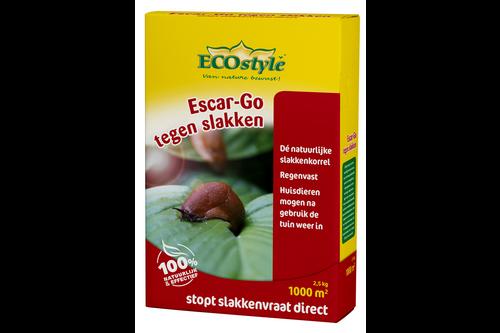 Ecostyle escar go slakkenkorrels 2,5 kg – pak,