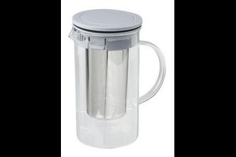 Fackelmann Breakfast theepot met filter 1 liter