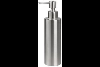 Fackelmann Tecno zeepdispenser zilver