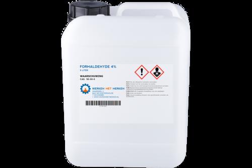 Formaldehyde 4% 5 ltr