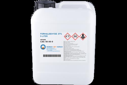 Formaldehyde 37% 37%, 5 l