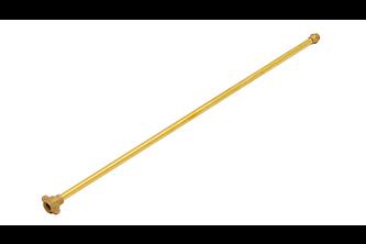 Gloria Verlengstuk messing 50 cm