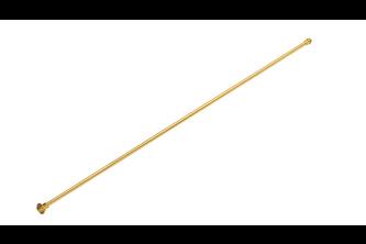 Gloria Verlengstuk messing 70 cm