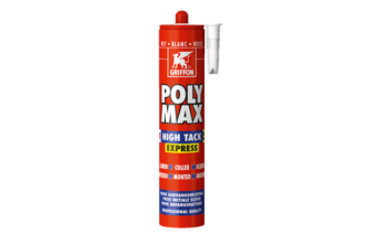 Griffon PolyMax HighTack Express 435 GR, WIT, KOKER