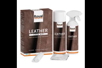 Royal Furniture Care Oranje Furniture Care Microfiber Leather Care Kit