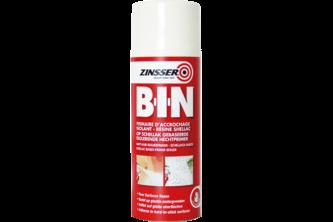 Rust-Oleum Zinsser Bin Primer 400 ML, Wit, Spuitbus