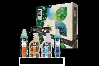 HYGENIQ Ecologische Introductiebox Horeca