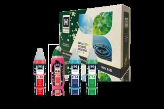 HYGENIQ Ecologische Introductiebox Schoonmaak