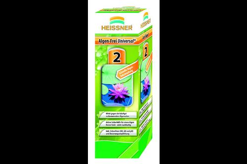 Heissner vijver algenvrij universeel 250 ml