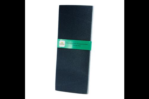 Heissner vijver filtermat 100x40x5 cm zwart
