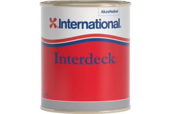 International Interdeck 750 ML, 289 Grijs, BLIK