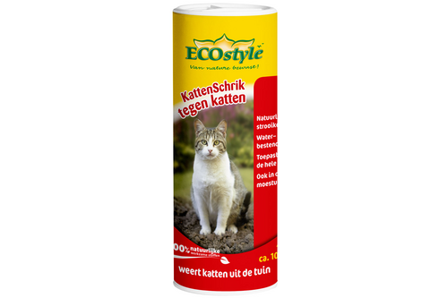 Ecostyle kattenschrik 400 gr,